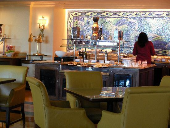 Atlantis, The Palm: Imperial Club Lounge