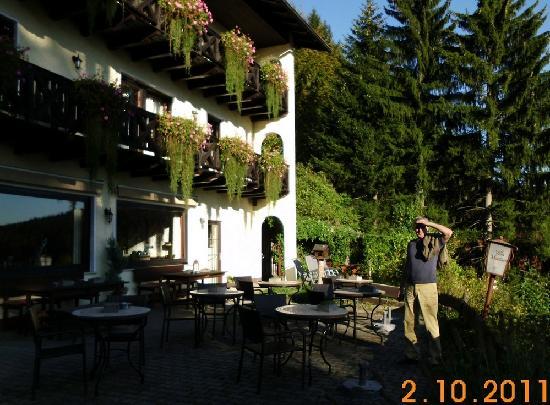 Villa Montara Bed & Breakfast: Sonnenseite