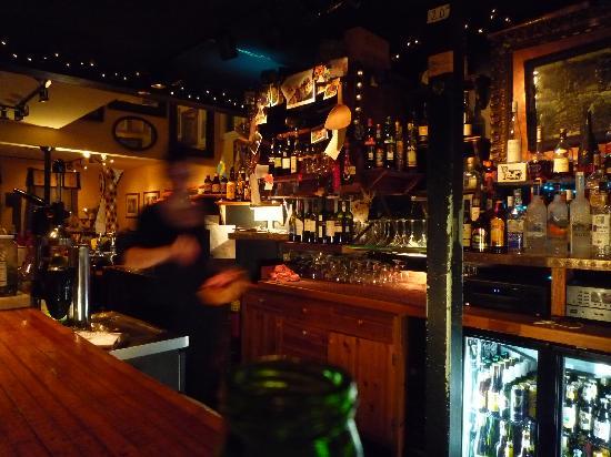 bar picture of cantina de salsa cooperstown tripadvisor. Black Bedroom Furniture Sets. Home Design Ideas