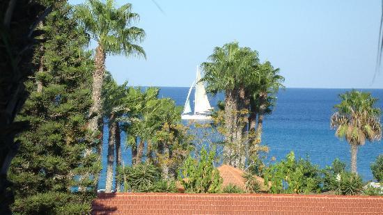 Cavo Maris Beach Hotel : Breathtaking views