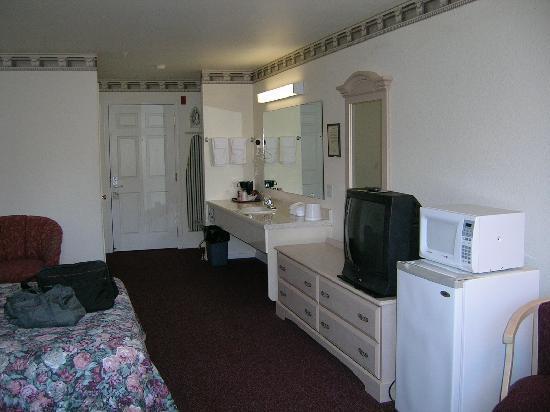Lighthouse Inn: Doppelzimmer