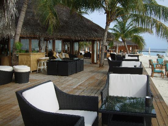 Vakarufalhi Island Resort: Bar