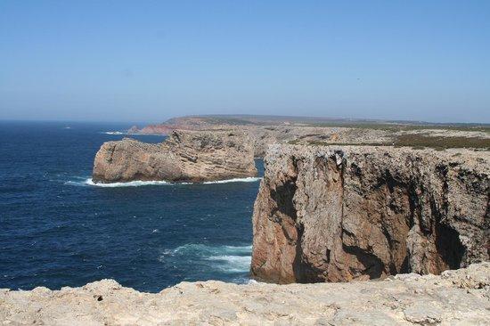 Sagres, البرتغال: Cabo de Sao Vicente