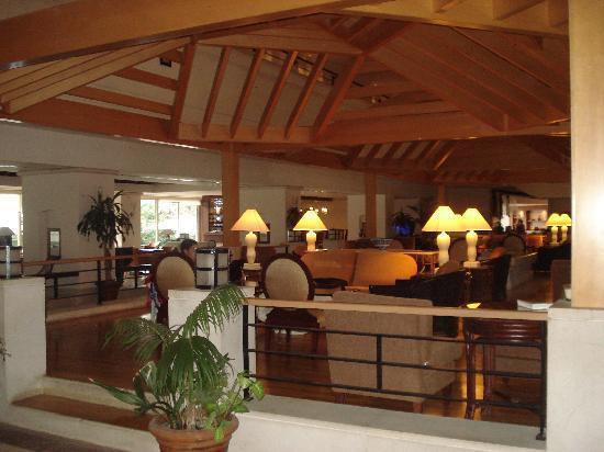 Sensimar Kemer Marina & Spa : Salone con accesso wifi
