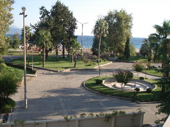 Sensimar Kemer Marina & Spa : Vista mare dal balcone