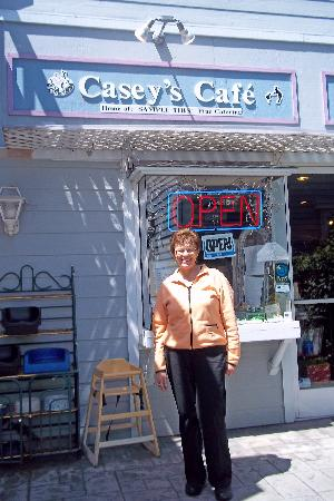 Casey's Cafe: Fabulous Restaurant
