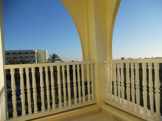 One Resort Monastir : une vue de la terrasse ch905