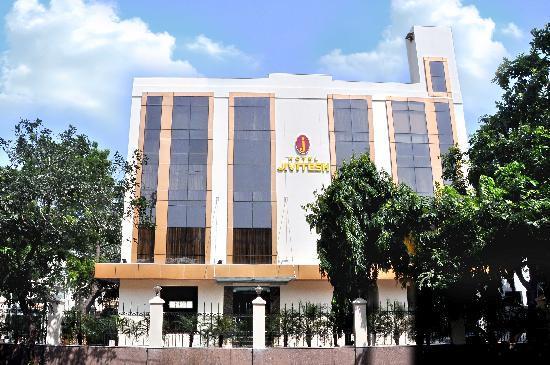 Hotel Jivitesh: Facade