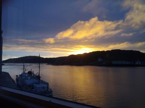 Scandic Bodø: View from the room