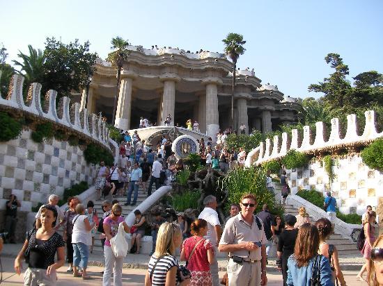 Up Suites Bcn: Park Guell Barcelona