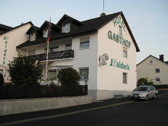 Hotel-Gasthof Waldeck: Hotel billede