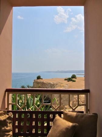 Shangri-La Al Husn Resort & Spa: View from the balcony