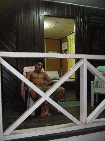 Perhentian Paradise Resort: Chalet seaview