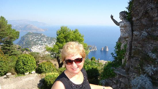 Grand Hotel Vesuvio: Don't miss Capri