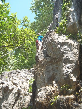 Rock Climbing and Adventure Park
