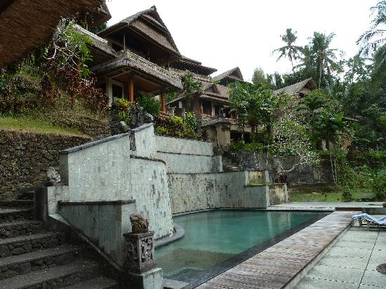 Ulun Ubud Resort & Spa: Der Pool