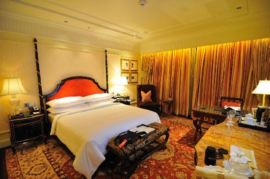 The Leela Palace New Delhi : Room