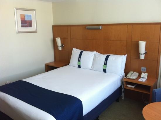 ฮอลิเดย์อินน์ลอนดอน บลูมส์เบอรี่: Room 549