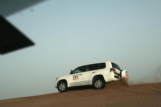 Arabian Team Adventures: Jeepsafari