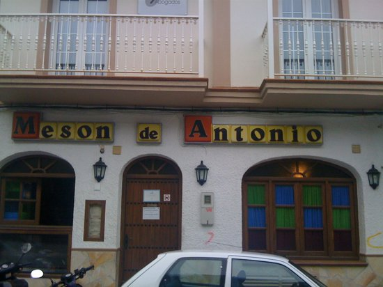 Meson Antonios facade