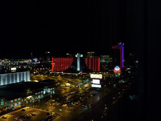 Palms Casino Resort: View from my room