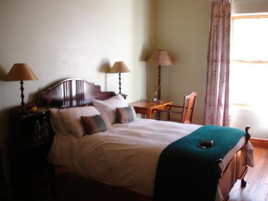 Angler and Antelope Guesthouse: Ma chambre