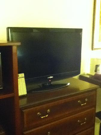 Quality Inn Milwaukee West Brookfield: TV