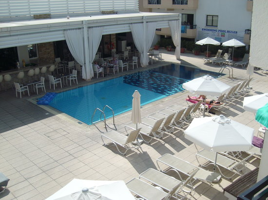 Senator Hotel Apartments: One of the 3 pools
