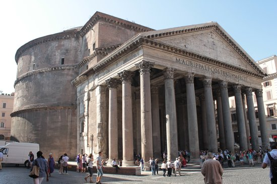 "<a href=""https://www.tripadvisor.com/LocationPhotoDirectLink-g187791-d197714-i36228996-Pantheon-Rome_Lazio.html#36228996""><img alt="""" src=""https://media-cdn.tripadvisor.com/media/photo-s/02/28/cf/84/front-side-view.jpg""/></a><br/>This photo of Pantheon is courtesy of TripAdvisor"