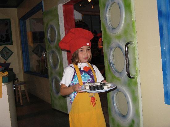 Canadian Children's Museum : Future cuisinière?
