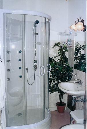 Nobile Casa Roma: foto di un bagno