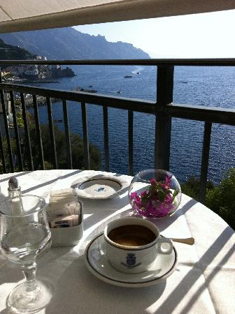 Santa Caterina Hotel : Good Morning....