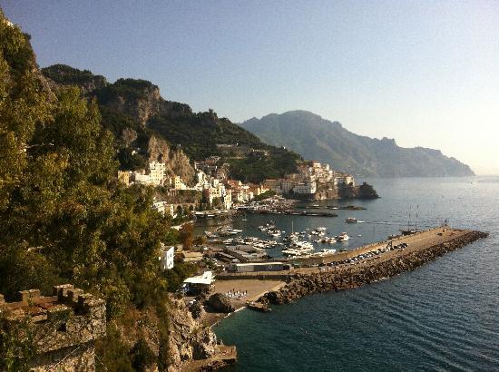 Santa Caterina Hotel : Amalfi Town