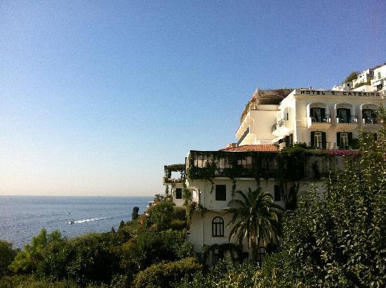 Santa Caterina Hotel : Hotel Santa Caterina