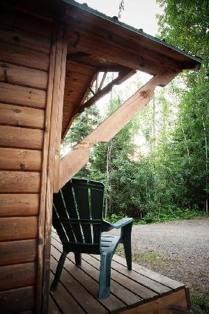Voyageur Canoe Outfitters: One of the Voyageur Bunkhouses