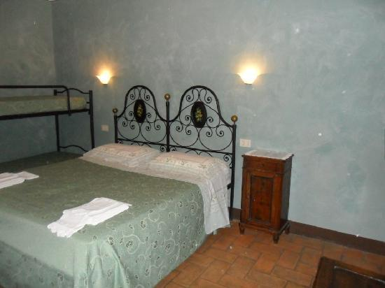 Bed & Breakfast Le Rondini: camera verde