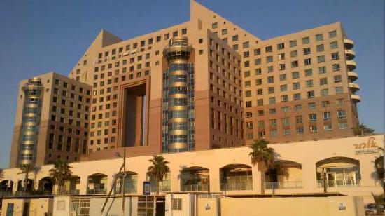 חיפה, ישראל: Leonardo building Haifa