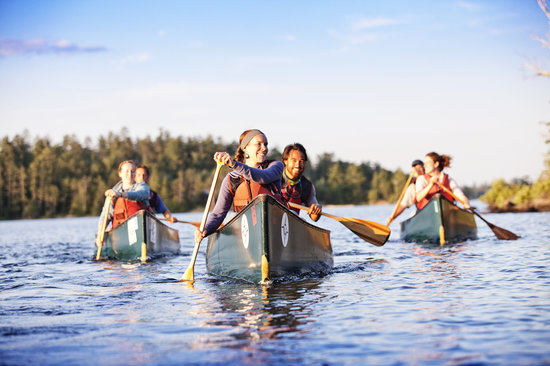 Voyageur Canoe Outfitters: Canoeing the BWCA with Voyageur