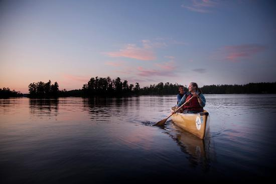 Voyageur Canoe Outfitters: Paddling the Boundary Waters Canoe Area