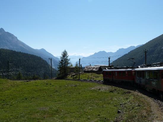 der Bernina Express