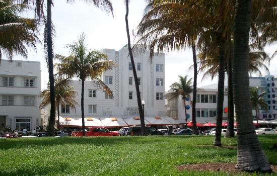 Beacon South Beach Hotel : Across the street from the beach