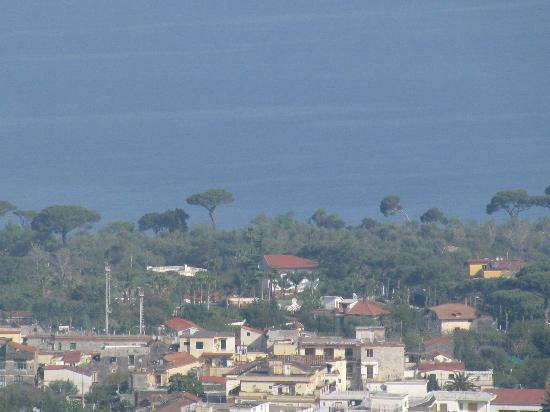 Casa Mazzola B&B: overlooking the bay of naples