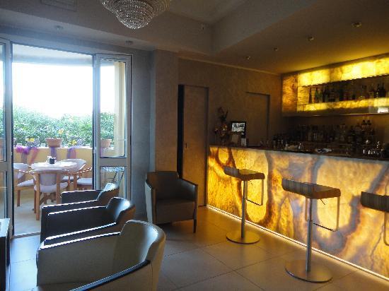 Bagno Lilla E Rosa : Bagno rosa e lilla picture of hotel villa tiziana marina di