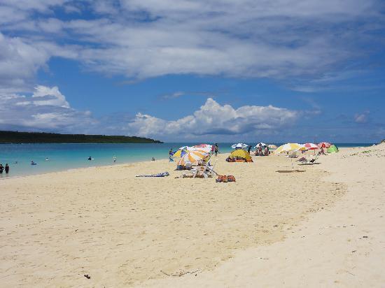 Yonaha Maehama Beach: 定番ですが、やっぱりいいビーチ