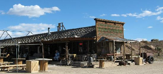 Gold Point Ghost Town: Gold Point Saloon