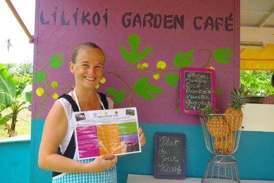 Lilikoi Garden Cafe