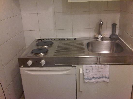 Hotel Residence CityZen: cucina