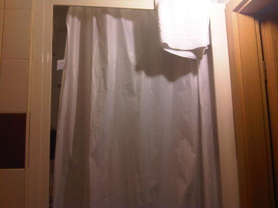 Hotel Residence CityZen: esterno doccia