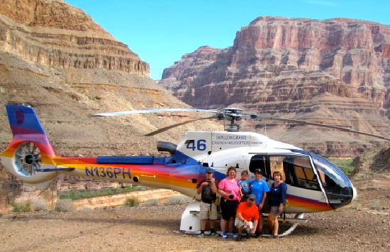Der Grand Canyon  Picture Of Papillon Grand Canyon Helicopters Boulder City