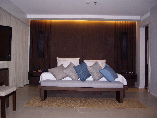 Cape Panwa Hotel: comfortable bed